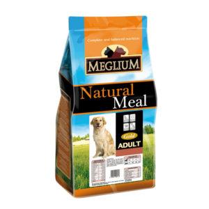 Сухой корм Meglium длясобак Adult Gold