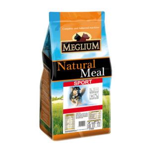 Сухой корм Meglium длясобак Sport