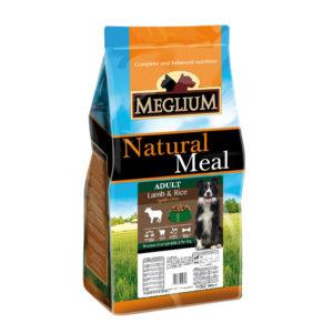 Сухой корм Meglium длясобак Sensible